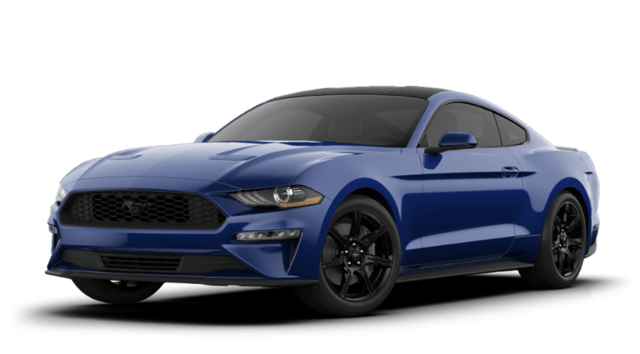 New 2020 Ford Mustang Ecoboost Coupe for sale in Hobart, IN